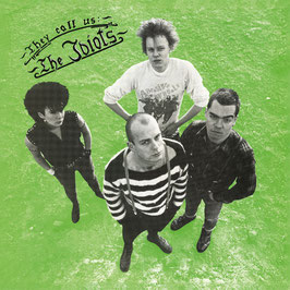 The Idiots - They call us the Idiots LP
