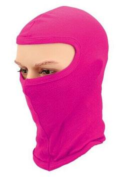 Sturmhaube Pink