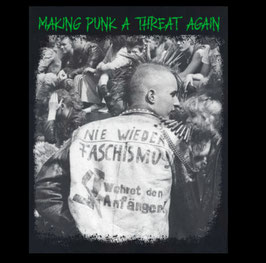 Making Punk A Threat Again Backpatch