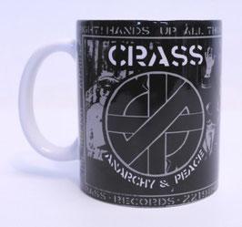 Kaffeetasse Crass