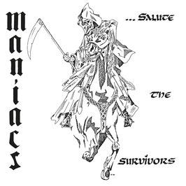 Maniacs - Salute The Survivors EP