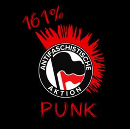 161% Punk Backpatch