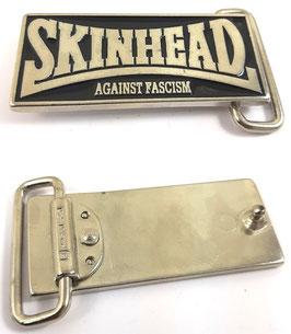 Gürtelschnalle Skinhead