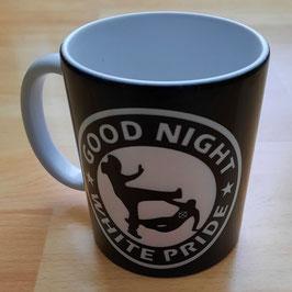 Kaffeetasse Good Night White Pride
