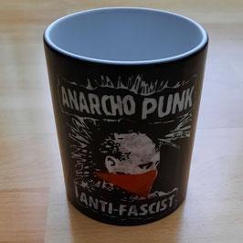 Kaffeetasse Anarcho Punk