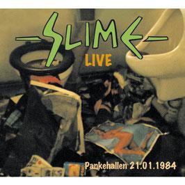 Slime - Pankehallen Live 1984 DoLP