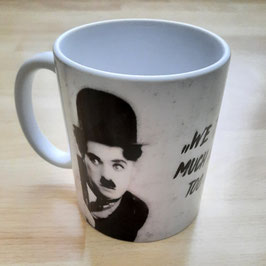 Kaffeetasse Charlie Chaplin