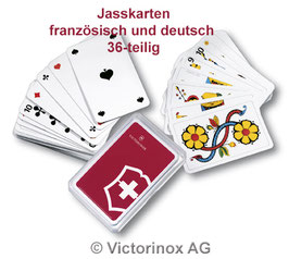 Victorinox Jasskarten | Spielkarten
