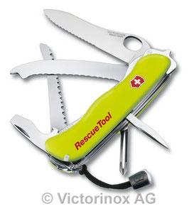 Victorinox Schweizer Rescue Tool - Rettungsmesser 0.8623.MWN