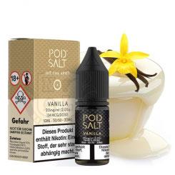 POD SALT Vanilla 20 mg Nikotinsalz Liquid