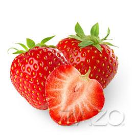 Erdbeere E-Liquid 10ml von ZAZO - Made in Germany