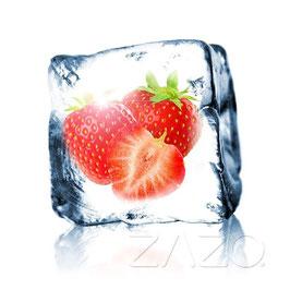 Erdbeer Cool E-Liquid 10ml von ZAZO - Made in Germany