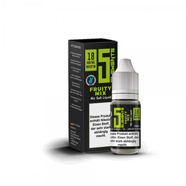 5 Elements Nikotinsalz - Fruity Mix 18mg