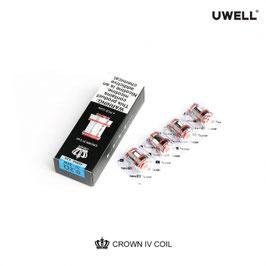 CROWN IV Ersatz-Verdampfer 0,23 & 0,25 Sieb- UWELL