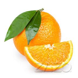 Orange E-Liquid 10ml von ZAZO - Made in Germany