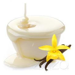 Vanilla Custard E-Liquid 10ml von ZAZO - Made in Germany