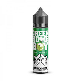 #ganggang - Green HomeBoy