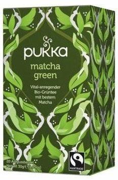 Pukka Matcha Green