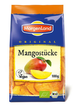 Mangostücke 100 g