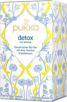 Pukka Detox mit Zitrone