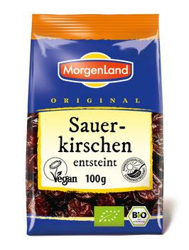 Sauerkirschen entsteint 100 g