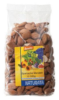 Spanische Mandeln demeter 200 g