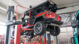 Jeep Technik Workshop bei ALLRAD SCHMITT