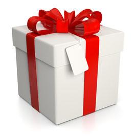 Geschenkgutschein für Veranstaltungen