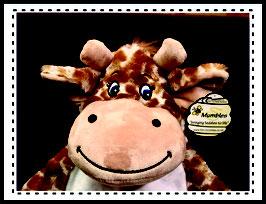 Wärmflasche - Giraffe