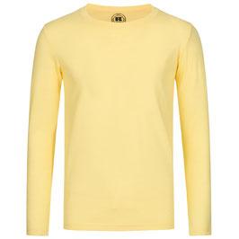 Purzelbaum Jungen Langarmshirt gelb