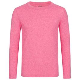 Purzelbaum Jungen Langarmshirt pink