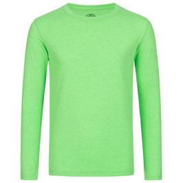 Purzelbaum Jungen Langarmshirt grün