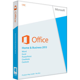 Microsoft Office Home and Business 2013 ESD