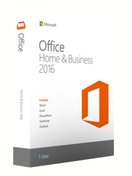 Microsoft Office Home and Business 2016 ESD