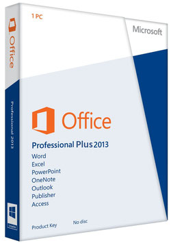 Microsoft Office Professional Plus 2013 ESD