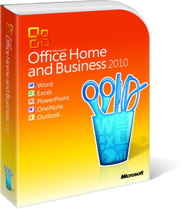 Microsoft Office Home and Business 2010 ESD