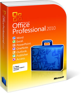 Microsoft Office Professional Plus 2010 ESD