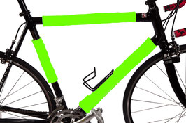 BikeWrappers: Neon Green