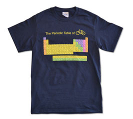 Periodic Table of Cycling T-Shirt