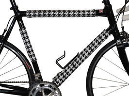 BikeWrappers: Houndstooth