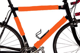 BikeWrappers: Neon Orange