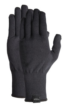 QAG-84 Stretch Knit Glove / Black