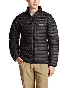 QDA-63 Microlight Jacket   /  Black