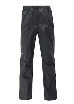 QWF-62 Downpour Pants / Black