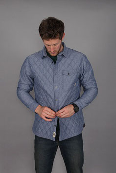 QCA-68 Vista Overshirt / Denim