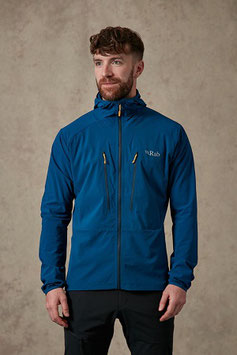 QWS-35 Borealis Jacket / Ink