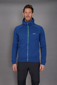 QFA-72 Power Stretch Pro Hoodie / Pluto