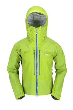 QWE-95 Neo Guide  Jacket /  Pear