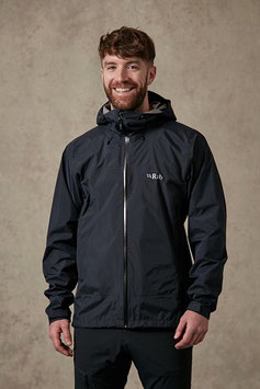 QWF-67 Downpour Plus Jacket / Black