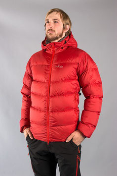 QDE-59 Ascent Jacket / Rust